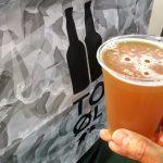 けやき広場ビール祭りで学習!
