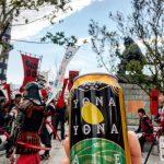信玄公祭りでもクラフトビール!